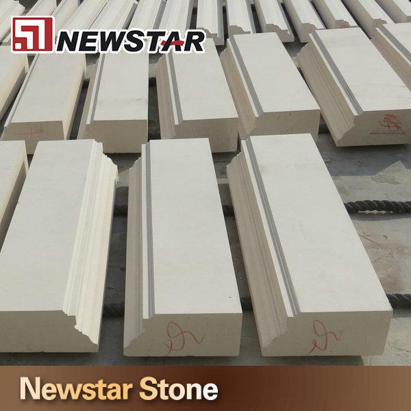Newstar Exterior White Limestone Window Sill Exterior