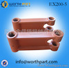 EX200-5 bucket link, H-link, link rod for excavator undercarriage parts