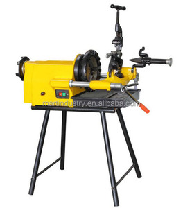 1500W 2'' Electric Pipe Threading Machine Used Plumbing Tools for Sale