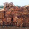 EHYEDUA lumber log deck heartwood clear Ehyedua timber