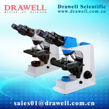 Trinocular Biological Microscope with Infinity E-Plan Objectives with camera