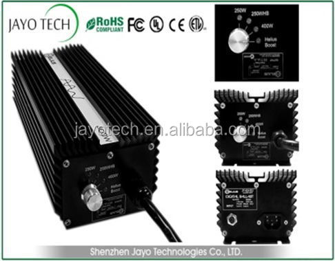 Close To 315W Hydropnic MH/HPS Lamp Dimming Electronic Ballast Eu Adaptor