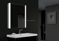 Wholesale Supermarket Led Bathroom Mirrors With Lights Around Four ...