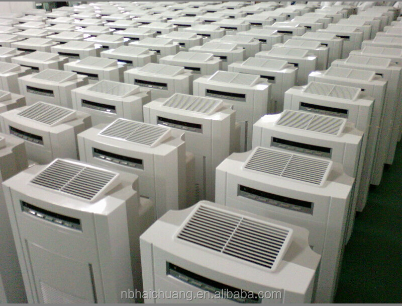 floor type air purifier for commercial and residential used