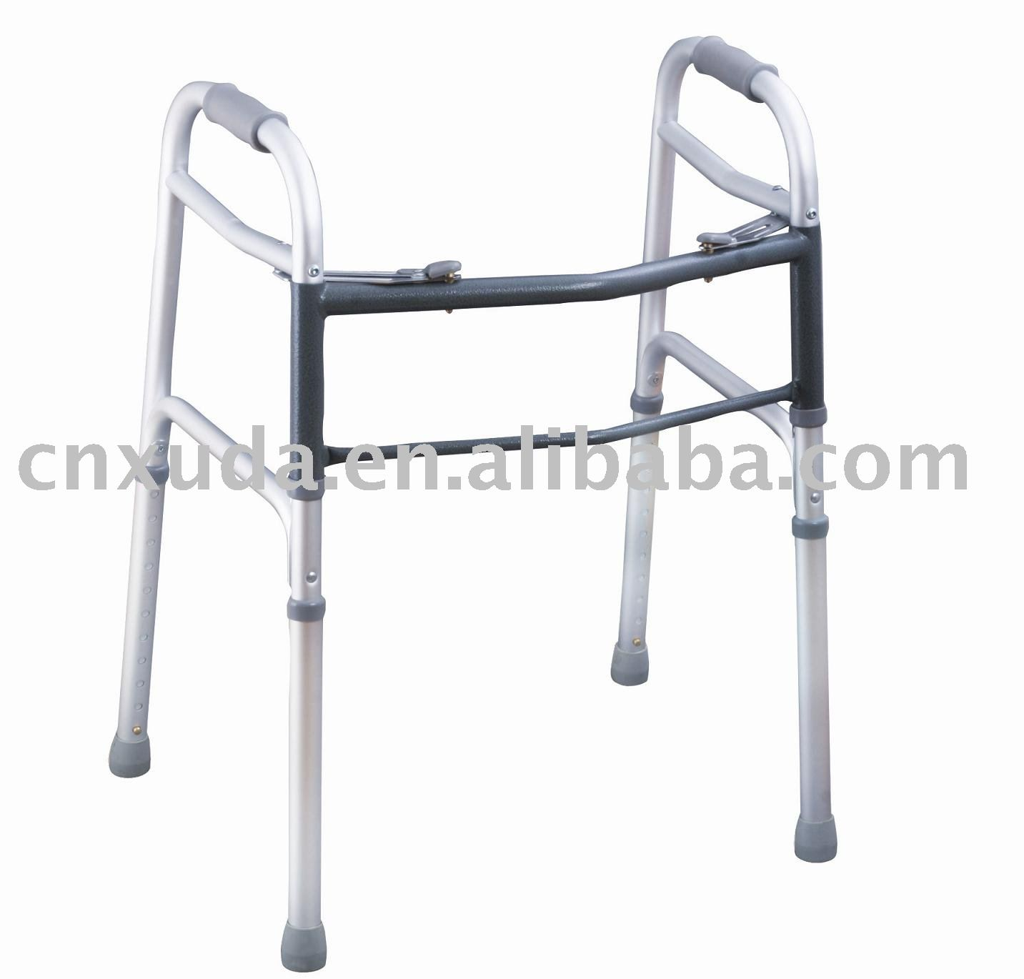 Aluminum Folding Walker Buy Accessories For Walkers Adult Walker