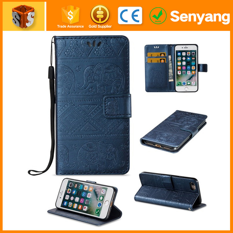 abbi express New For iPhone 5 5G Stand Wallet Leather Case with Credit ID Card Holder leather case