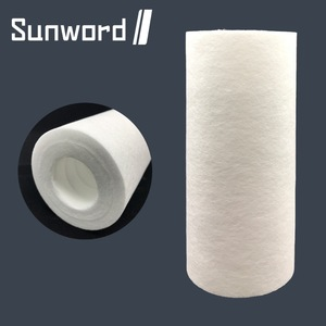5,10,20,30,40 Inch PP Sediment Filter Cartridge melt blown cheap water filter cartridge 5 micron filter cartridge