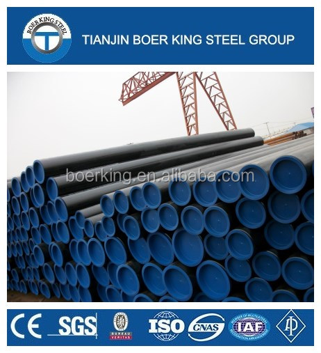 Boiler seamless / welded ASTM A179 cold drawn alloy-steel tubes