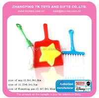 kids play cleaning set toy for computer