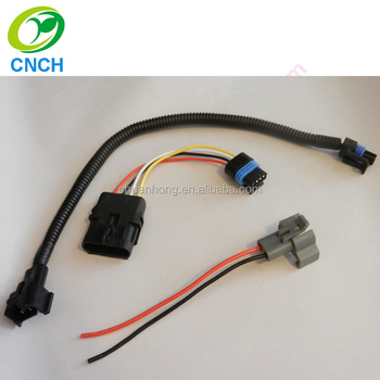 [GJFJ_338]  Distributor Adapter Wire Harness For Chevy Tpi Large Hei To Small Cap Sbc  350 - Buy Hei Distributor,Distributor Wire Harness,Small Cap Distributor  Product on Alibaba.com | Large Wiring Harness |  | Alibaba.com