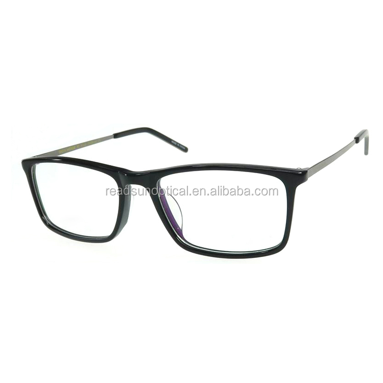 READSUN Wholesale custom fashion classical acetate eyewear frame optical frame