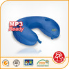 Vibrating Massage Music pillow connecting MP3/Iphone