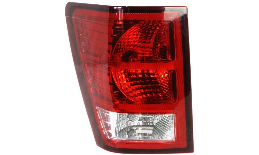 Evan-Fischer EVA15672042546 Tail Light for Jeep Grand Cherokee 07-10 LH Assembly Left Side Replaces Partslink# CH2800172