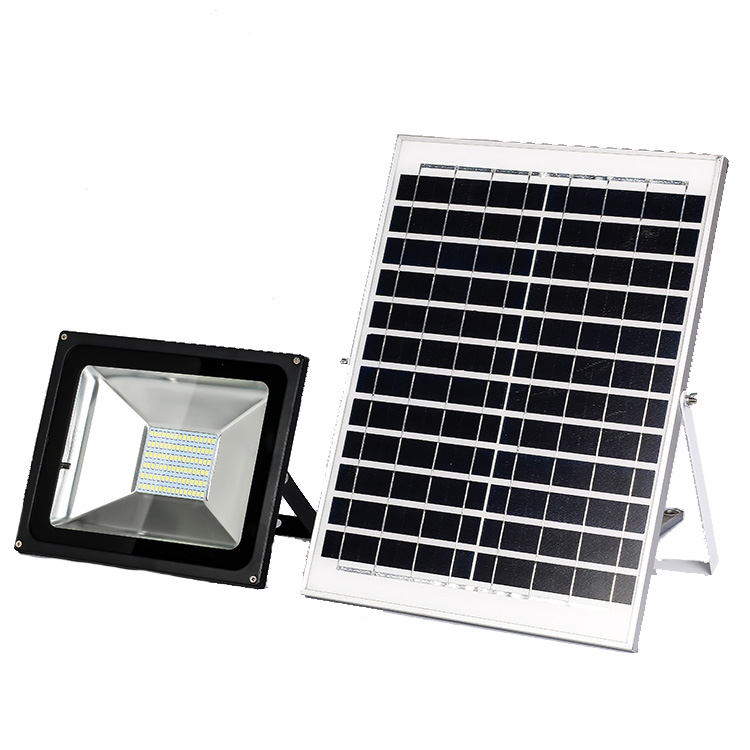 High Lumen Professional 5W 10W 20W 30W 50W 100W Outdoor LED Solar Flood Lights