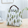 Aluminum Thickening 600D Oxford Fabric Lunch Cooler Bento Bag For Picnic