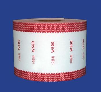 Custom printed thermal paper rolls