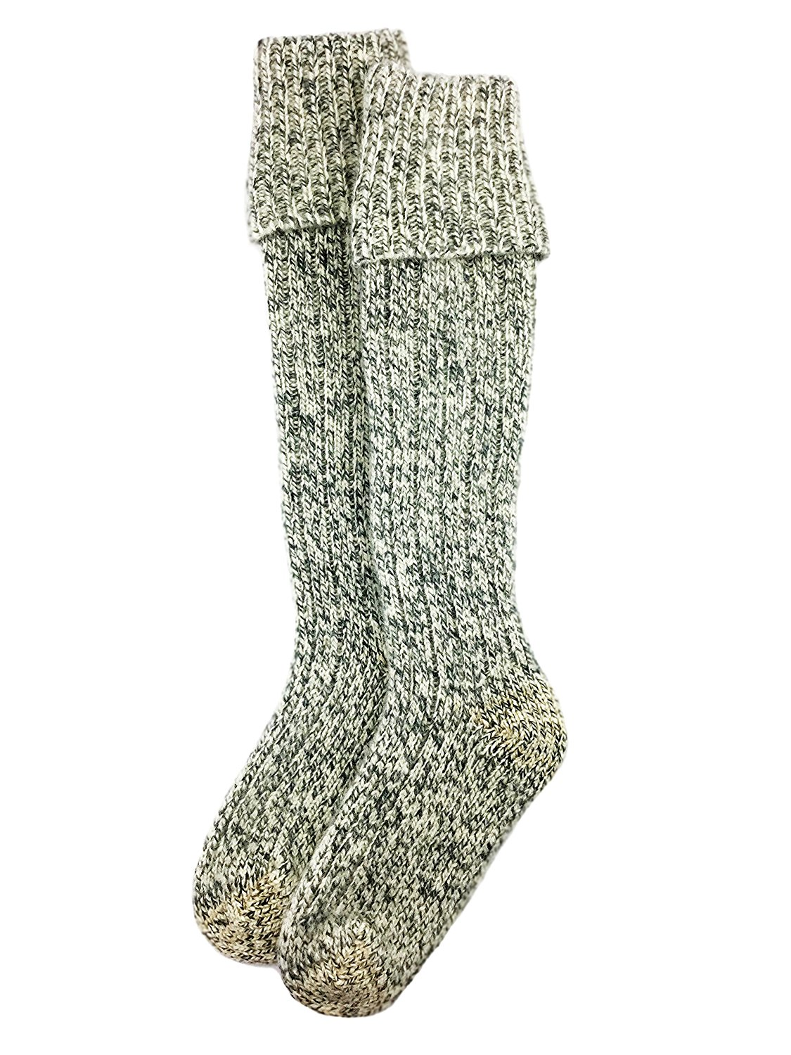 f174c377d Get Quotations · Dachstein Woolwear 100% Austrian Boiled Wool Extra Warm  Over the Knee Socks