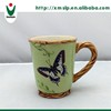 High quality porcelain terracotta cup factory supply