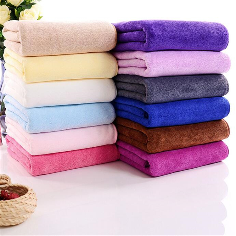hot selling quick dry microfiber fabric yard for bath towel