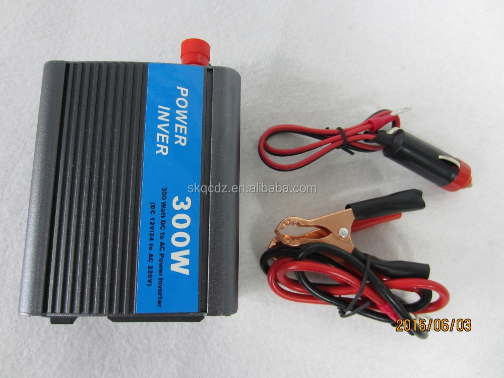 DC12V/24V Solar dc to ac 300W Power Inverter