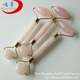 Crystal massage stone roller wholesale fashion rose quartz therapy for face beauty