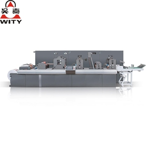 Label rotary die-cutting machine