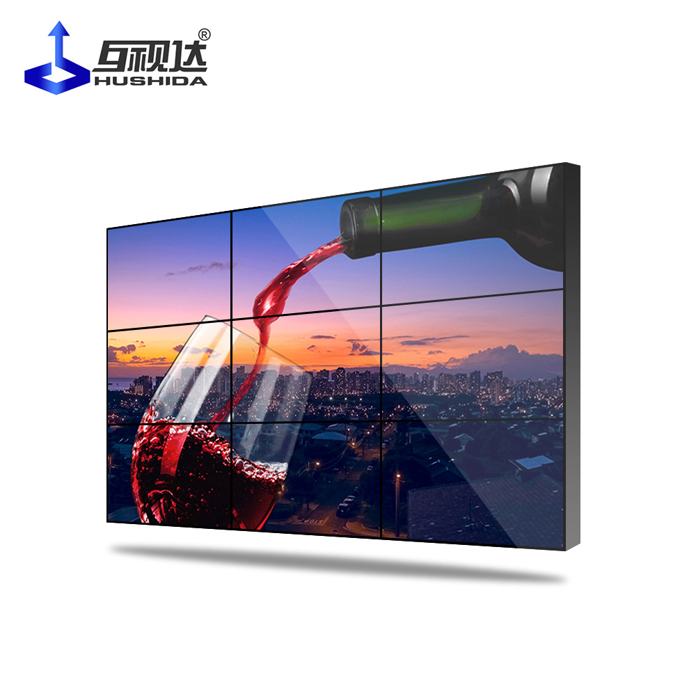 42 inch digital board multipoit touch lcd video 벽 led display