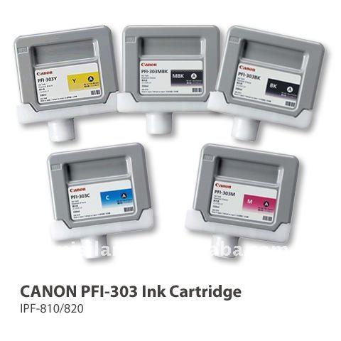 Compatible Canon Pfi-303 Original Ink Cartridge For Ipf 810/820 ...