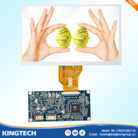 tft lcd 800x480 7 inch lcd monitor hdmi universal lcd controller board