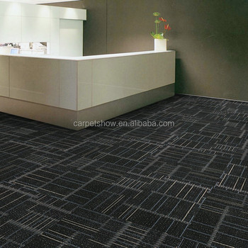 Commercial,Home,Bedroom,Hotel Use Modular Carpet Tiles Of Modern Pattern