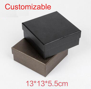 Custom High-end Cardboard Belt Boxes Small Cosmetics Wallet Box