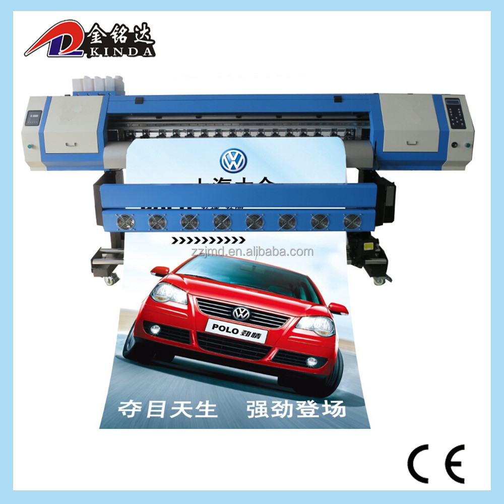 Widely used large format eco solvent printer