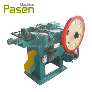 Alibaba Golden Supplier steel nail making machine / metal & metallurgy machinery / roofing nail machine