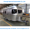 Hot Sale Mini New Style Mobile camper Trailer/rv/caravan For Sale