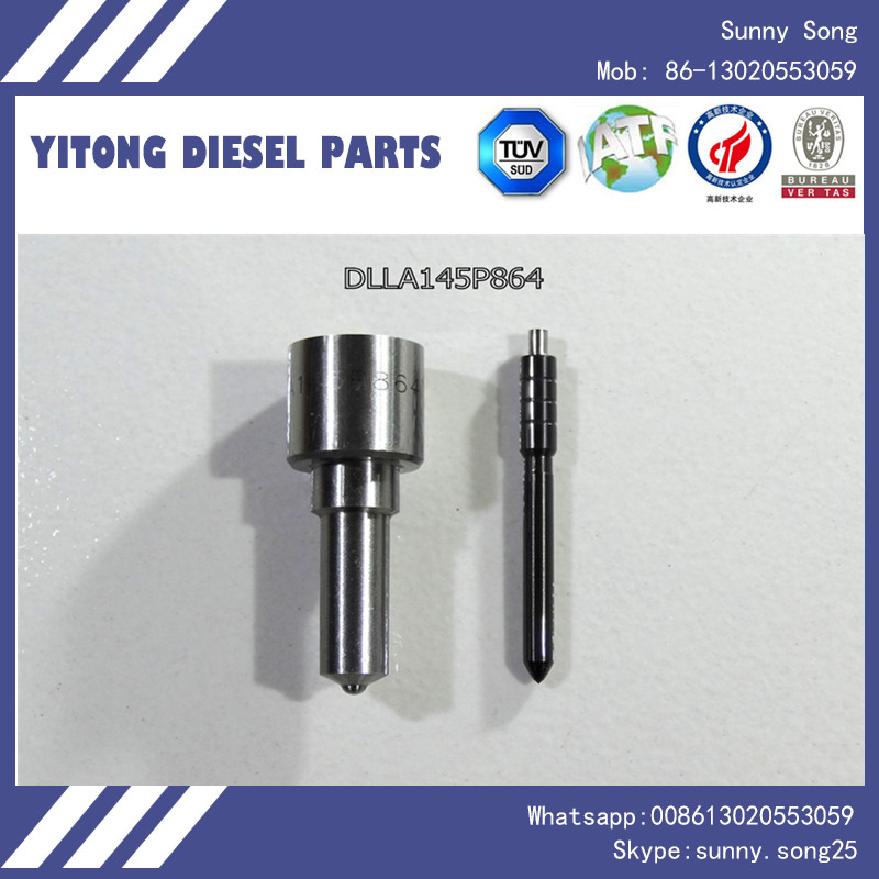 Common rail nozzle DLLA145P864 093400-8640 for injector 095000-8740