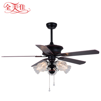 Zhongshan Factory 5 Blades Mountain Air Cooling Fan