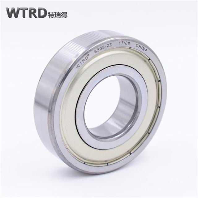 6207-2RZ Ball Bearings 35x72x17 Shielded Ball Bearings