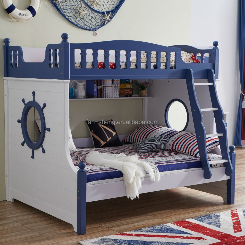 Mdf Bedroom Furniture Modern Mdf Bunk Bed Kids Bunk Beds With Stairs Buy Kids