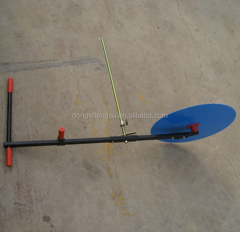 AGRICULTURE TOOL PLASTIC FILM ROLLING DEVICE