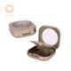 Two Side Empty Mirror Powder Compact Container