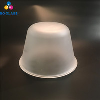 High Quality Customized Pressed Solar Panel Frosted Light Glass Cover