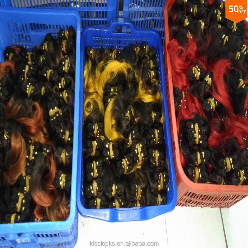 Wholesale 10pcs/lot Peruvian Human Hair Ombre Color 8 inch 30g/piece Body Wave WeftLow Price фото