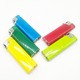 Fashion cheap model solid color electric cigarette lighter