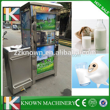 commercial milk dispenser machine