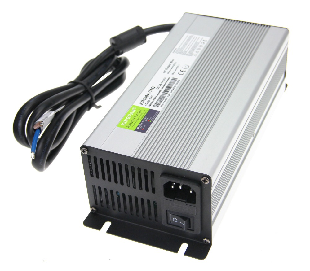 KP400A Charger 400W Lead acid / Lifepo4 / Li-Fe Battery Charger for Electric Tourist Coach, Electrical Forklift, Golf cart