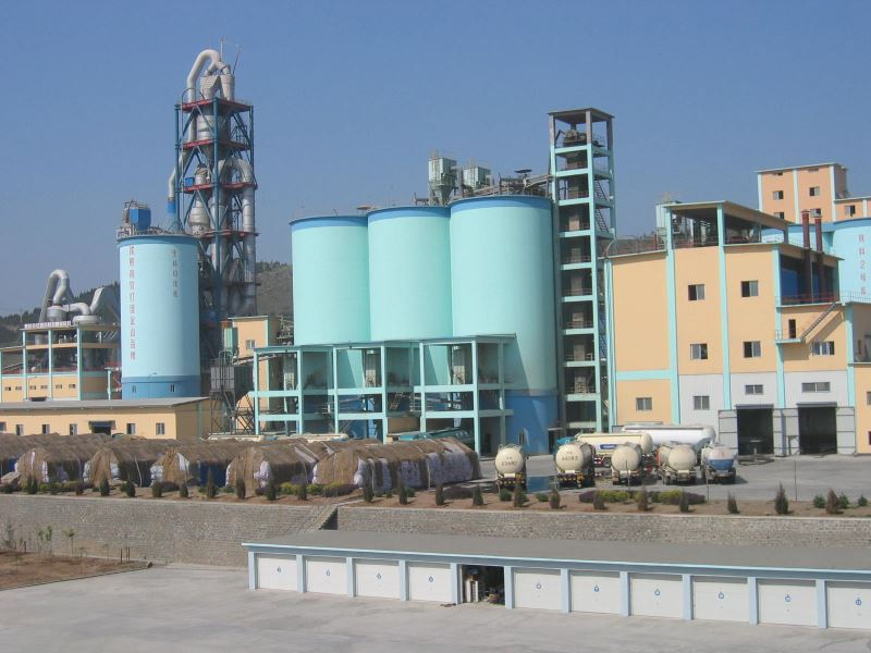 Cement Plant Machinery : Complete cement plant equipment list buy
