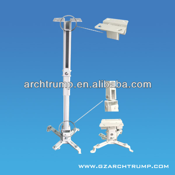 SP4365 Universal Retractable LCD Projector Ceiling Mount