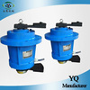 china factory price small electric vibrating motors ac motors with CCC and ISO certificate