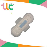 New products lady underwear sanitary napkin with negative ion