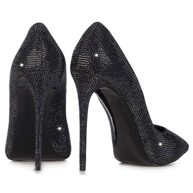 shoes women diamond Gracozy sexy fancy heels lady 2018 high hot selling Sr8CqY08w